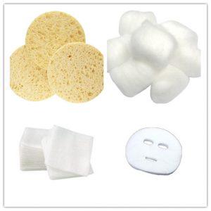 Cotton, Gauze, Sponges & Others