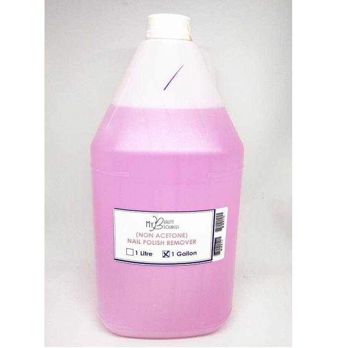 Non-Acetone Nail Polish Remover - MyBeautySources Inc.