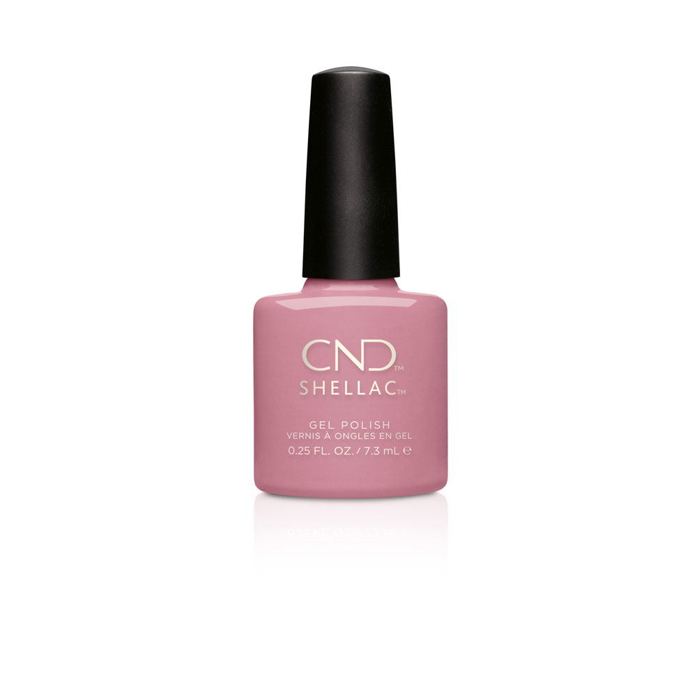 CND - Shellac Rose Bud (0.25 oz) - Sleek Nail