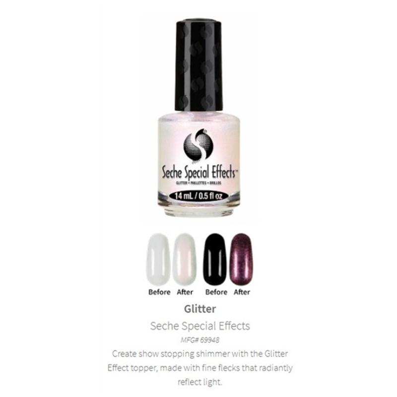 Seche Special Effect Polish - Glitter - MyBeautySources